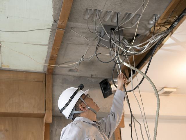 電気設備工事とは